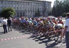 Черкаси приймали чемпіонат України з велоспорту