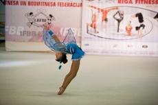 Черкаські фітнесисти здобули 5 нагород на міжнародному турнірі у Латвії