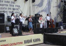 Душевна авторська пісня лунатиме в серпні в Черкасах