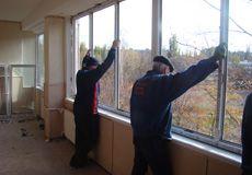 Покрівлі відремонтують у 22 закладах, а нові вікна отримують чотири школи і один садочок